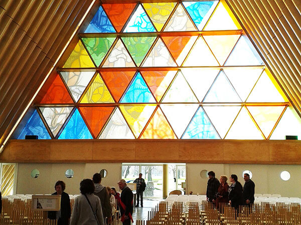 Transitional (Cardboard) Cathedral